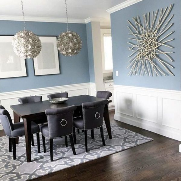 40 Simple Yet Classic Wainscoting Design Ideas - B
