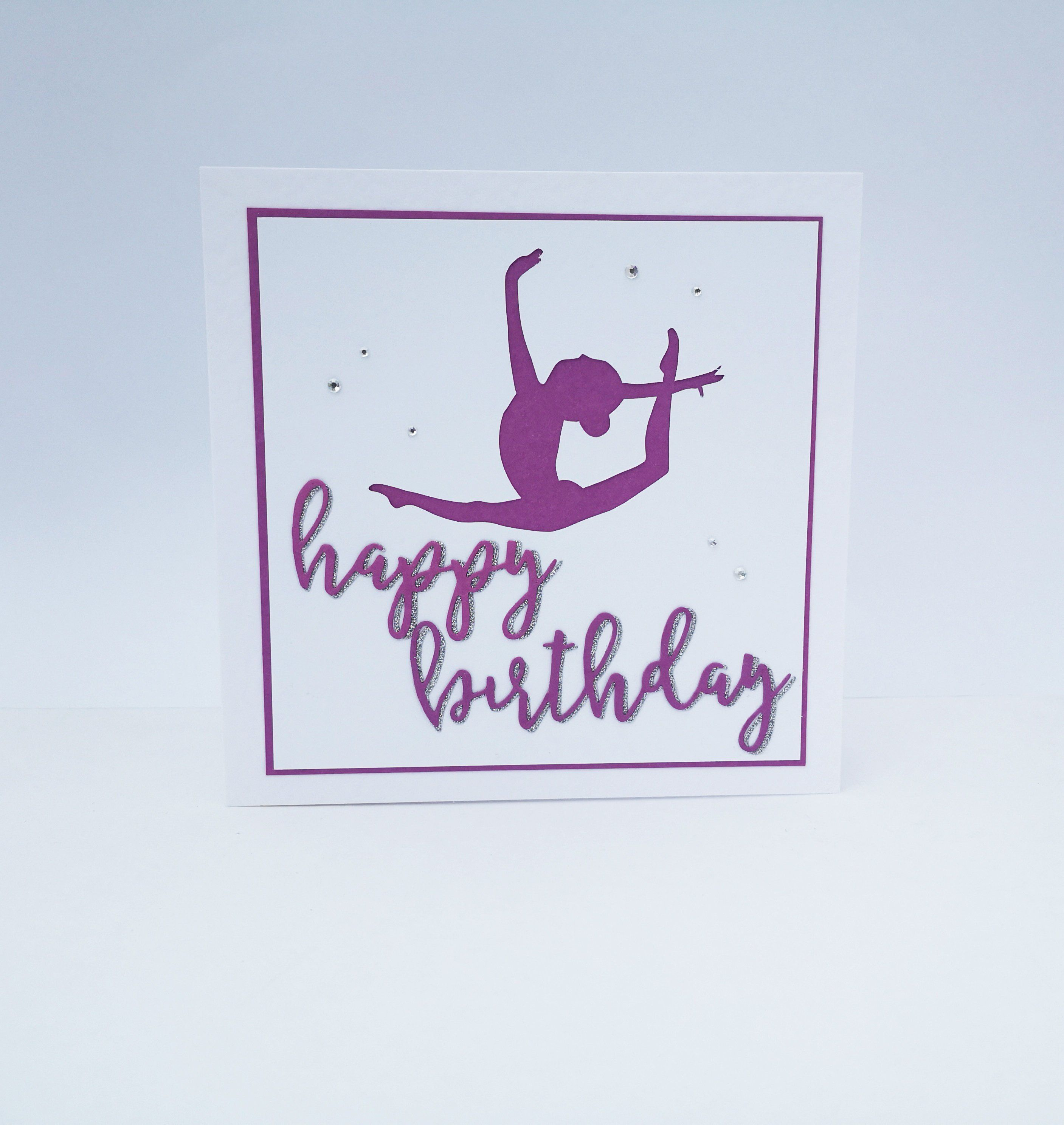 Pin On Gymnasts Cards