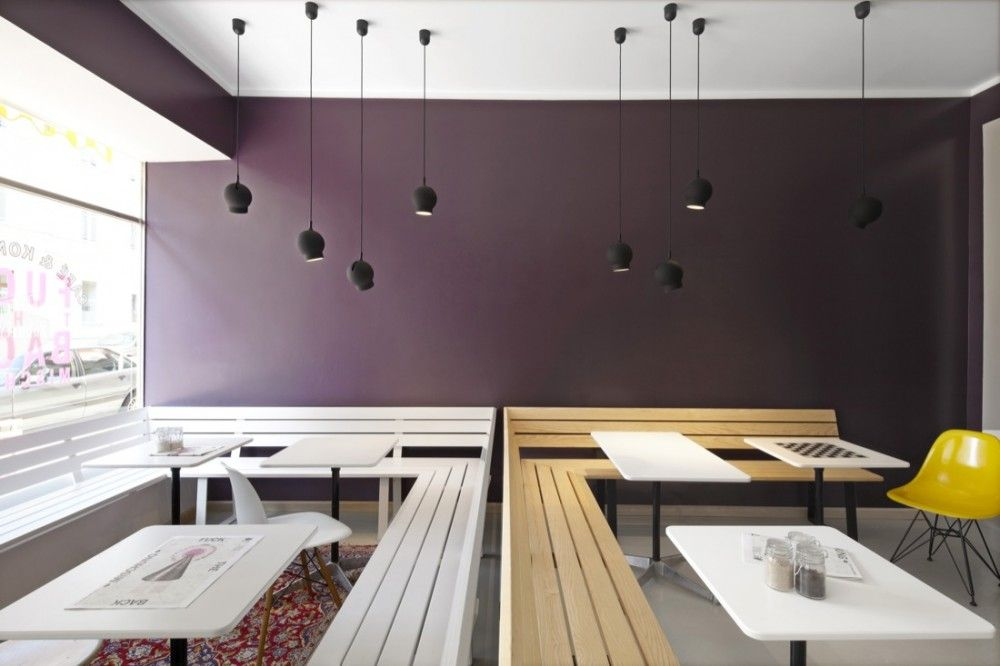 Top 11 Cafe Interiors Designs