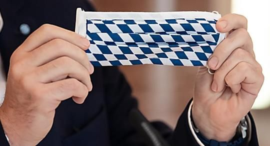 Mundschutz Pflicht Bayern