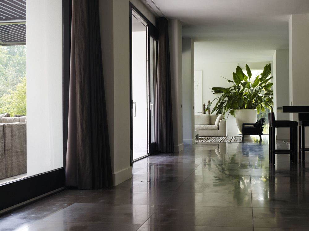 Bob manders architectuur droomhuis villa oisterwijk interior