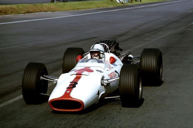 John Surtees - 1967 Honda