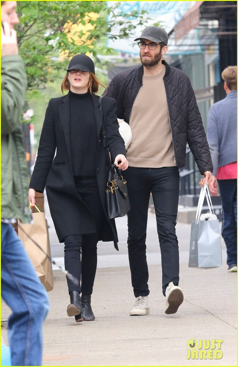 Emma who dating is 2018 stone Who Is