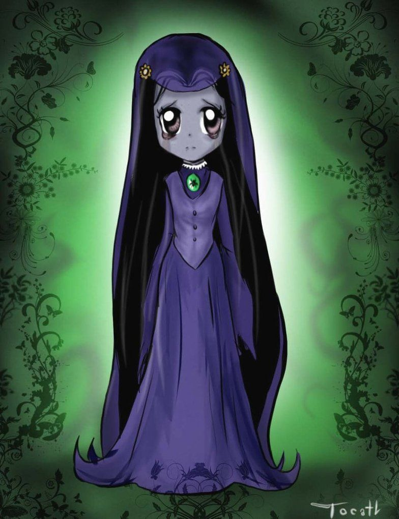 desgracia- ruby gloom by ~Tocatl on deviantART | Welcome to the Dark ...