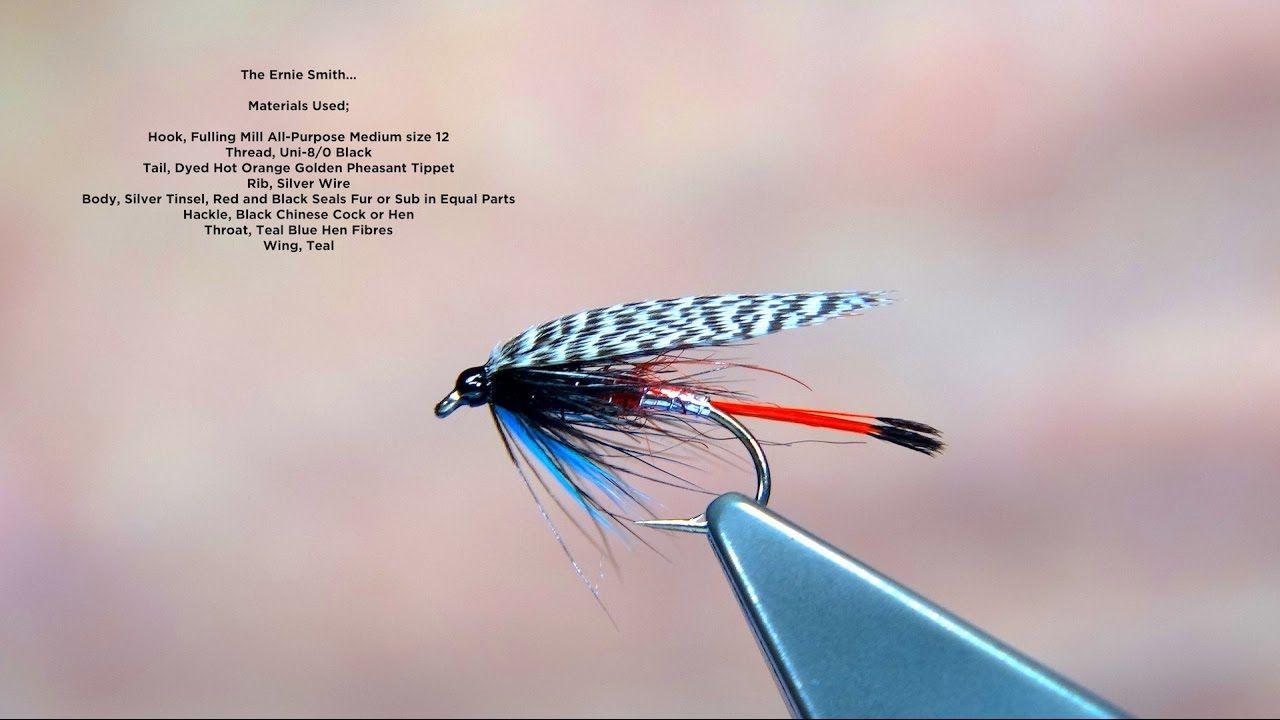 Tying the Ernie Smith (Wet Fly) by Davie McPhail