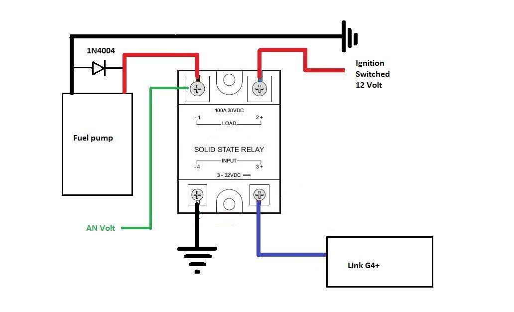 240v Relay Wiring Diagram