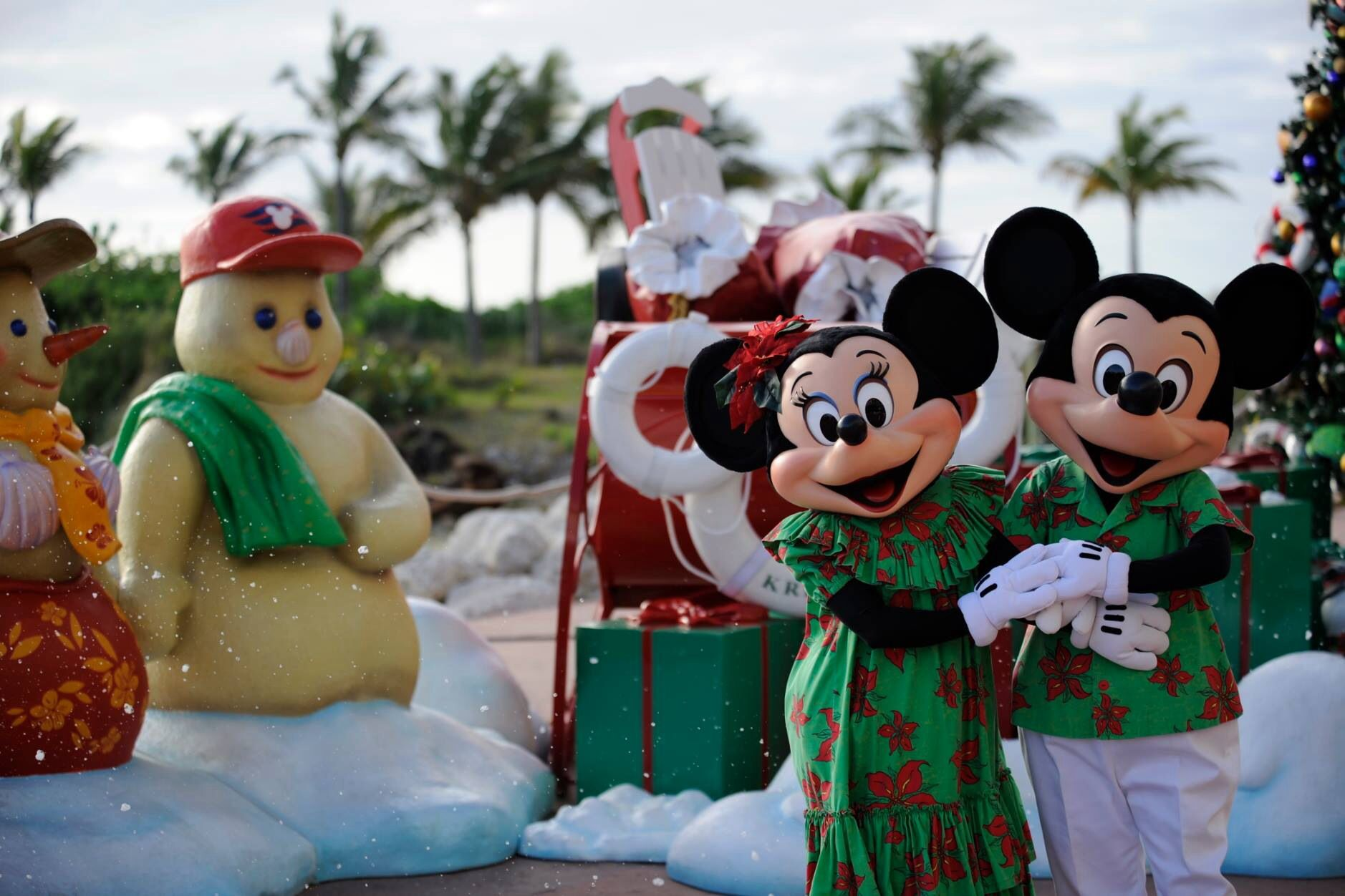 disney christmas cruise 2020