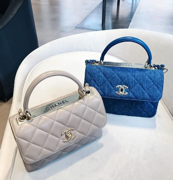 af8513036926cc Chanel 'Trendy CC' | Favorite Purses ! in 2019 | Bags, Coco chanel ...