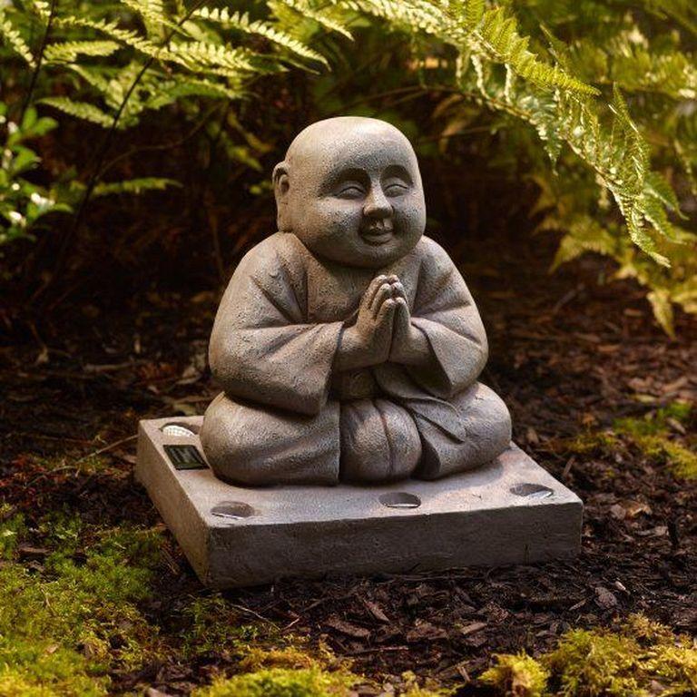 Buddha Statue Ideas For Decor Backyard, Buddha Garden Statues