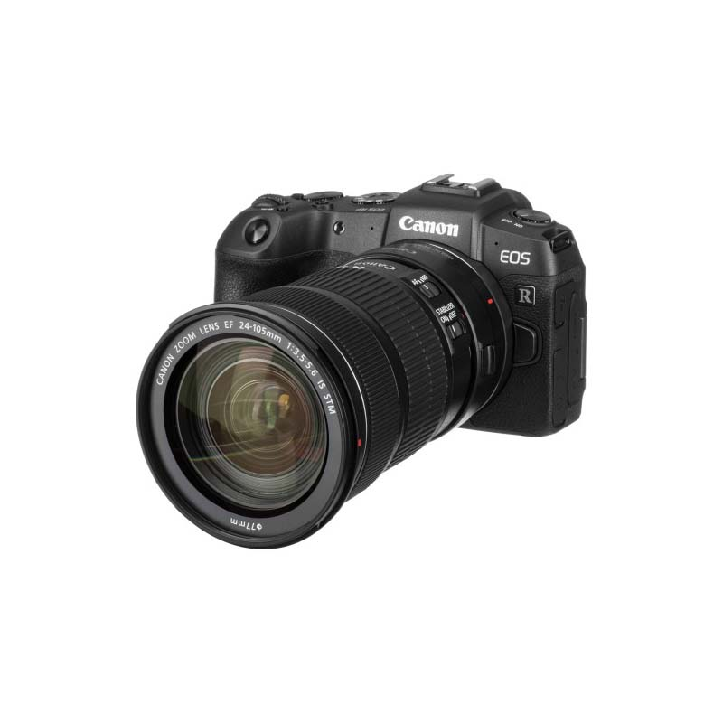 Canon Eos Rp Mirrorless Digital Camera Body With Adapter And 24 105mm Lens Online Shop Price In Bangladesh Latest Laptop Digital Camera Smartphone Price