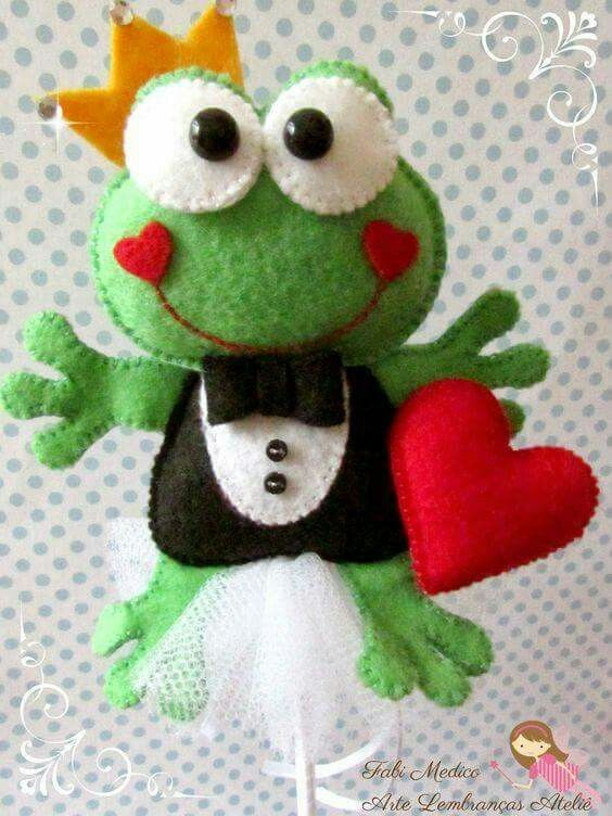 Pin By The Frog Princess On Felt Sew Patterns Pinterest Sew
