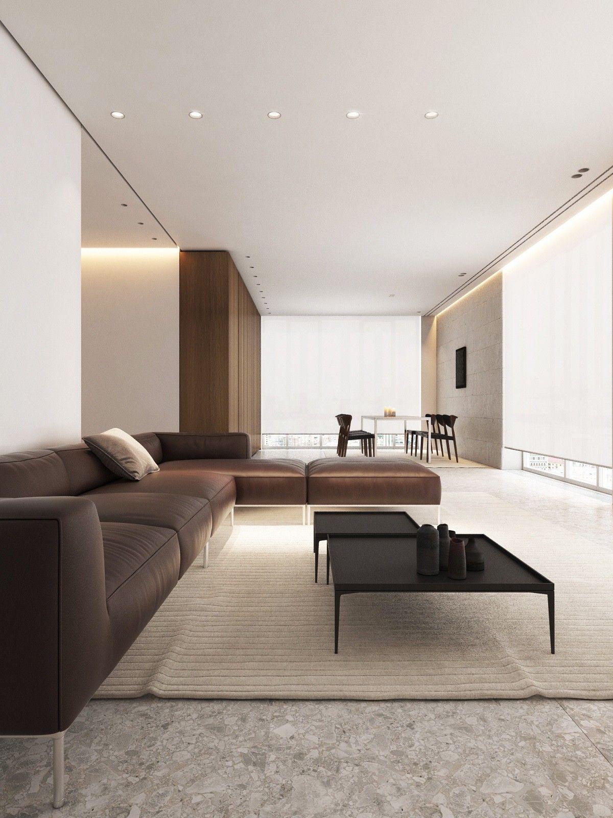 Simple Luxury Room In 2019 Minimalist Bedroom
