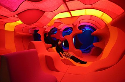 Excellent Verner Panton Designs With Verner Panton Designs