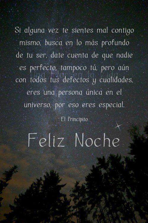 Feliz Noche Amor Pinterest Good Night Night Quotes Y Night