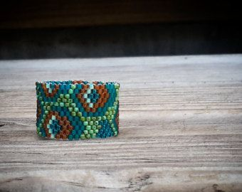 peyote ring – Etsy DE