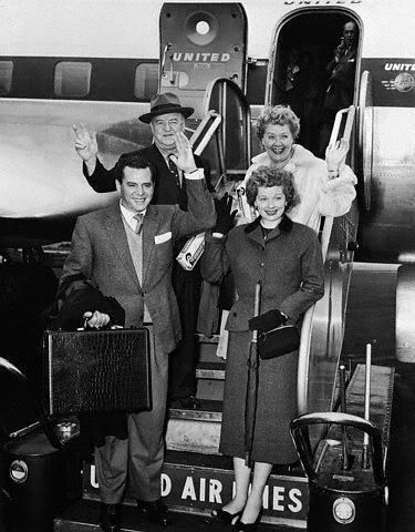 "A Flight for the Cast of ""I Love Lucy"" by Lucy_Fan"