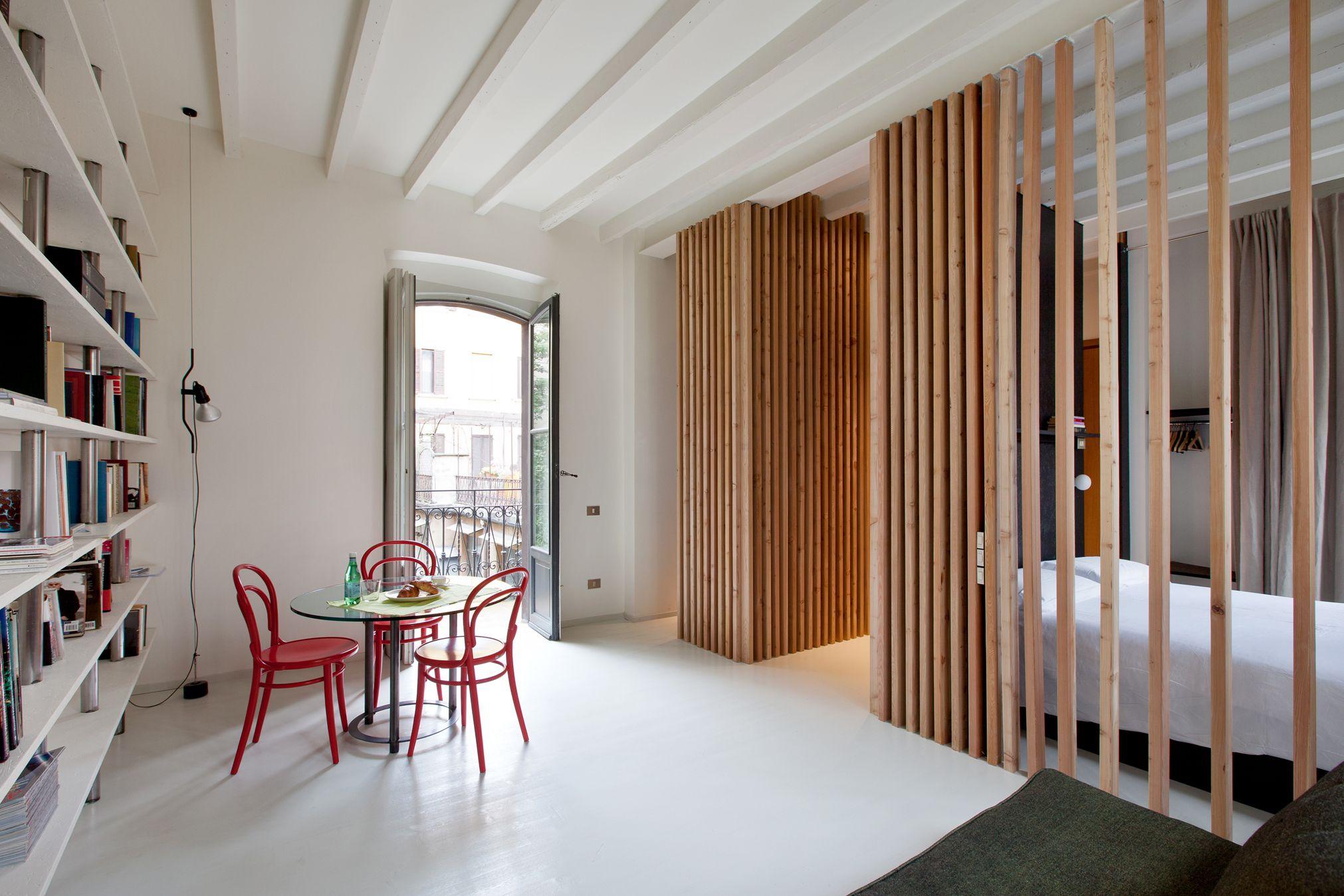 Concoct apartments appartamento di tomos architects for Arredare un bilocale