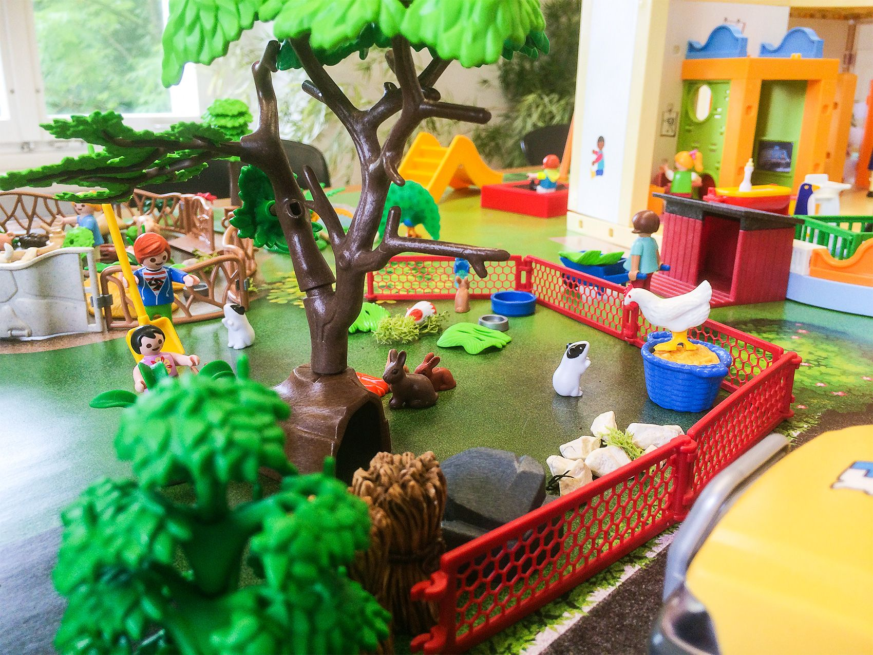 viel los in der playmobilwelt grenzenlose fantasie mit