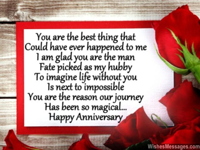 Anniversary Poems For Husband Poems For Him Anniversary