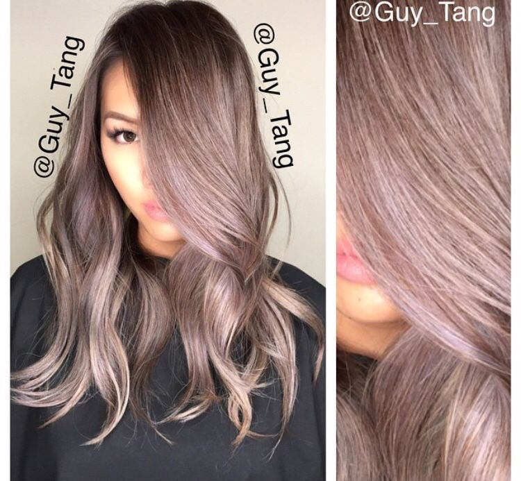Ash Gray Blonde Hair Color Ideas In 2019 Hair Balayage Hair