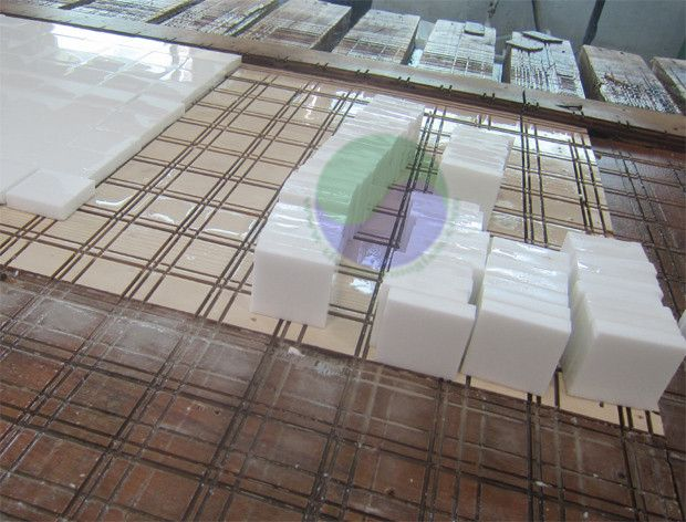 White glass tile also crystallized stone pinterest facades