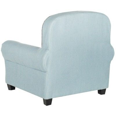 Best Tiny Tycoon Kids Club Chair Blue Safavieh Club Chairs 400 x 300
