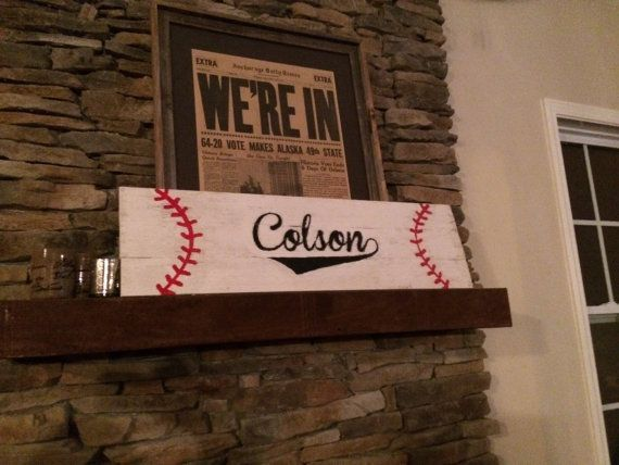 Explore Baseball Crafts Signs And More