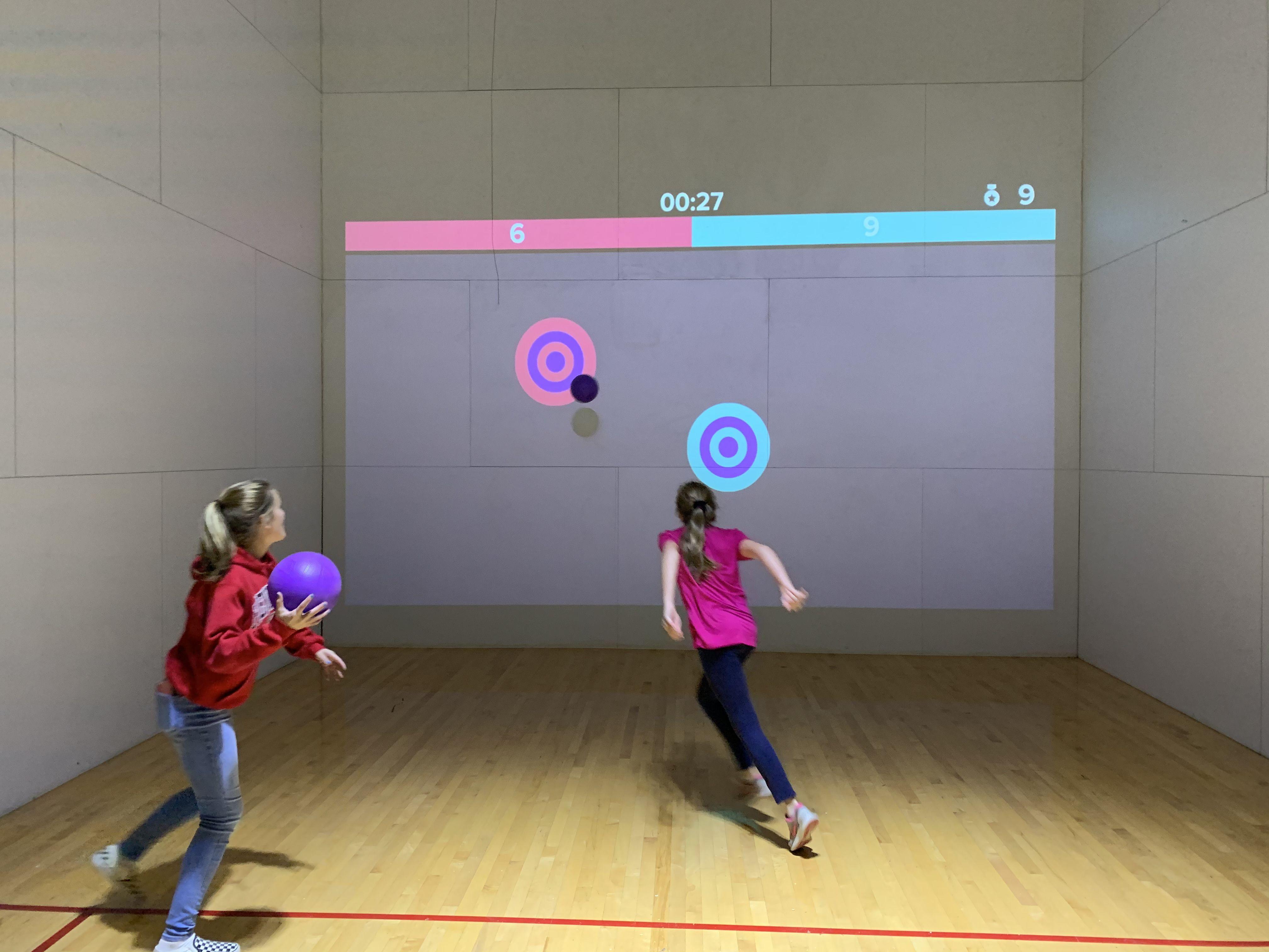 Lu Interactive Gym Uno Interactive Walls Gym Design Ymca