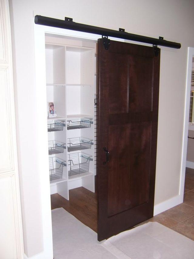 Trend Metall K rbe Kleiderschrank Garderobe mit Schiebet r aus Holz