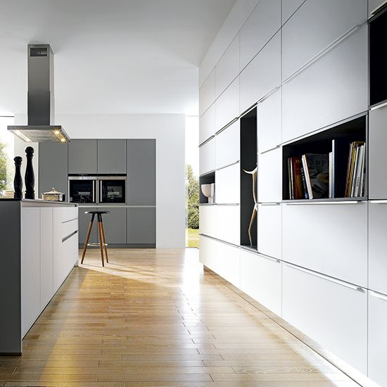 Kitchens From German Maker Poggenpohl: German Kitchens To Fall In Love With