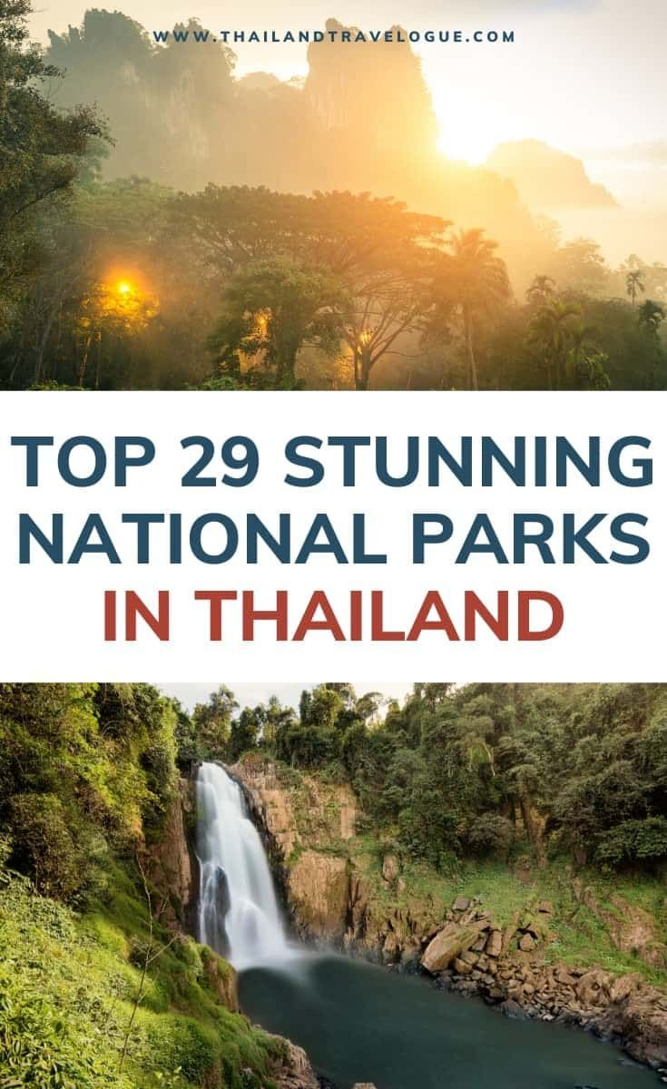 National Parks in Thailand | places to visit in thailand, travel thailand, traveling to thailand, destination asia, asia nature, asia culture #thailand #asiatravel #traveldestination #traveltips #bucketlisttravel #amazingdestinations #travelideas #traveltheworld #travelguides