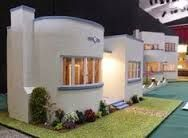 Bilderesultat for art deco bungalow