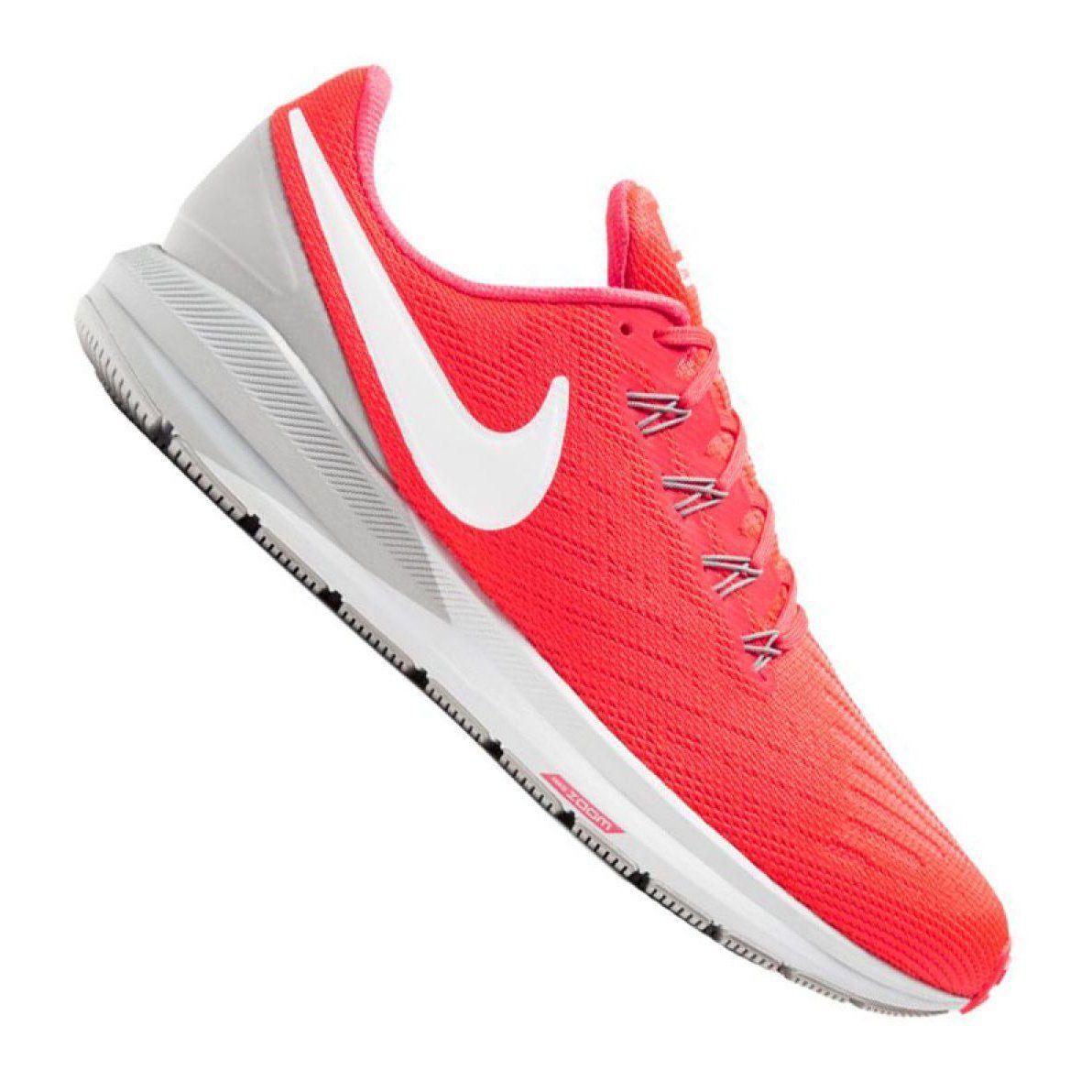 Buty Nike Air Zoom Structure 22 M AA1636601 różowe w 2020