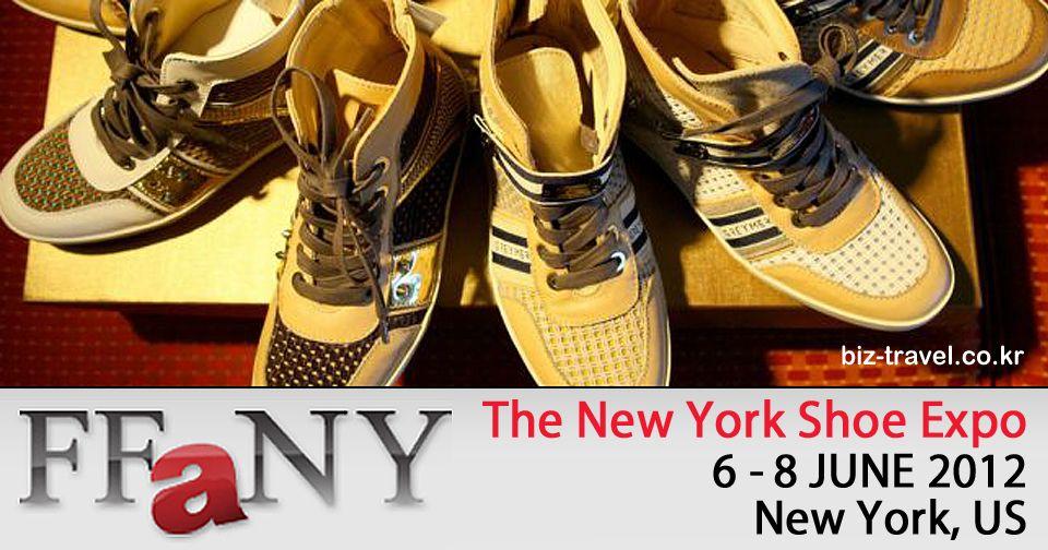 FFaNY(The New York Shoe Expo)(뉴욕 신발 엑스포)
