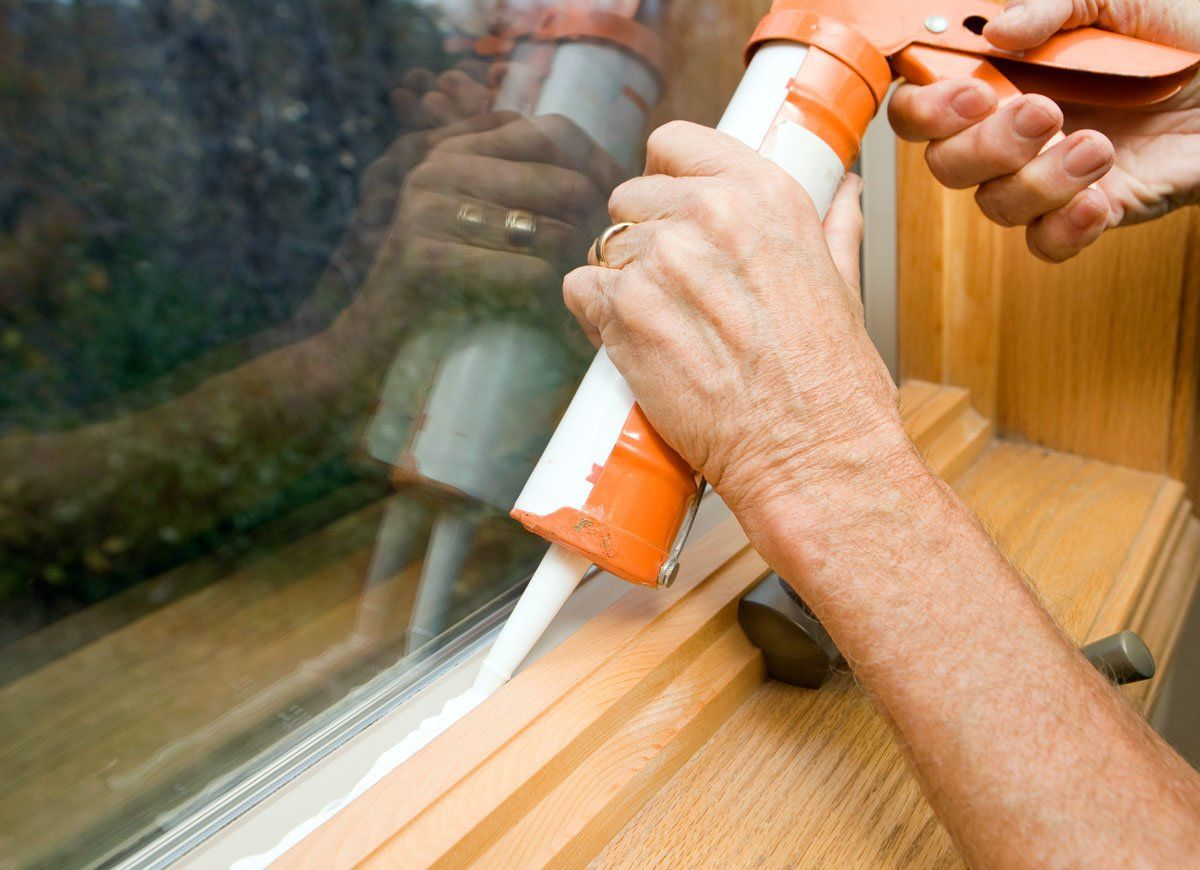 10 Problems You Can Solve With Caulk Home Maintenance Home Repairs Outdoor Spring Cleaning Checklist