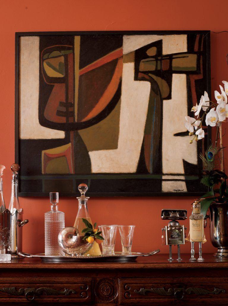Designer Alexa Pulitzer S Bayou Saint John House Invites Both  # Bayou Meuble