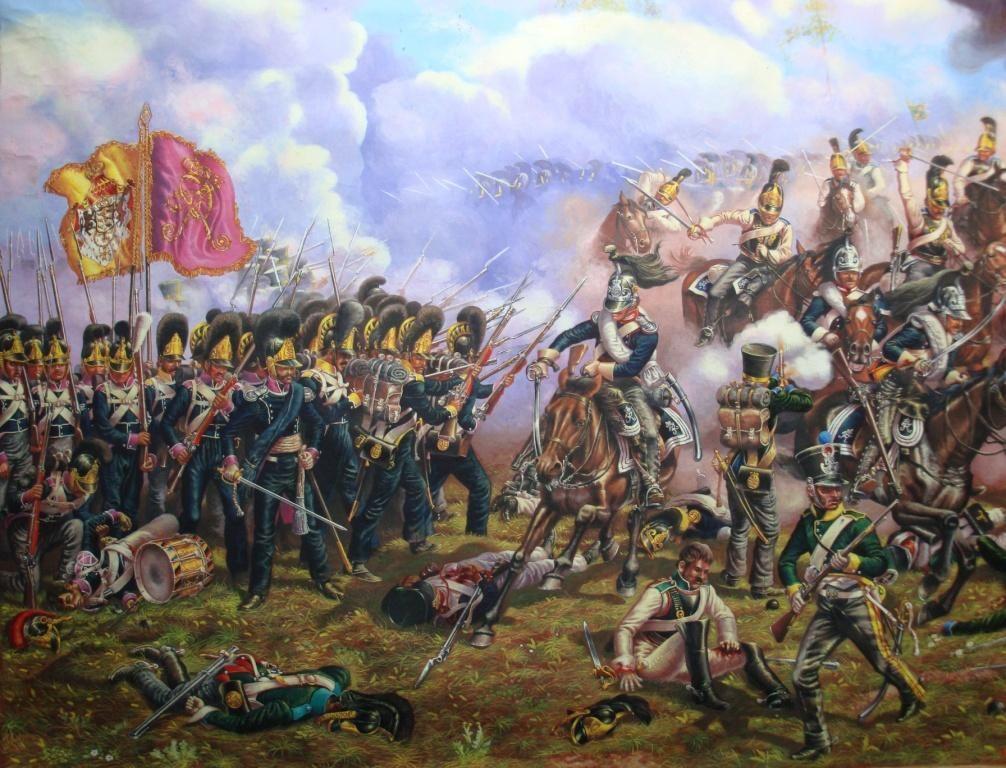 Assalto della fanteria bavarese