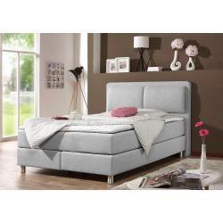 Maintal Amerikanisches Bett, grau, H3 MaintalMaintal