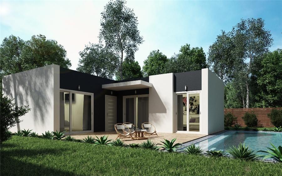 Castellon 65m2 entramado ligero casa en sistema de - Foro casas prefabricadas ...