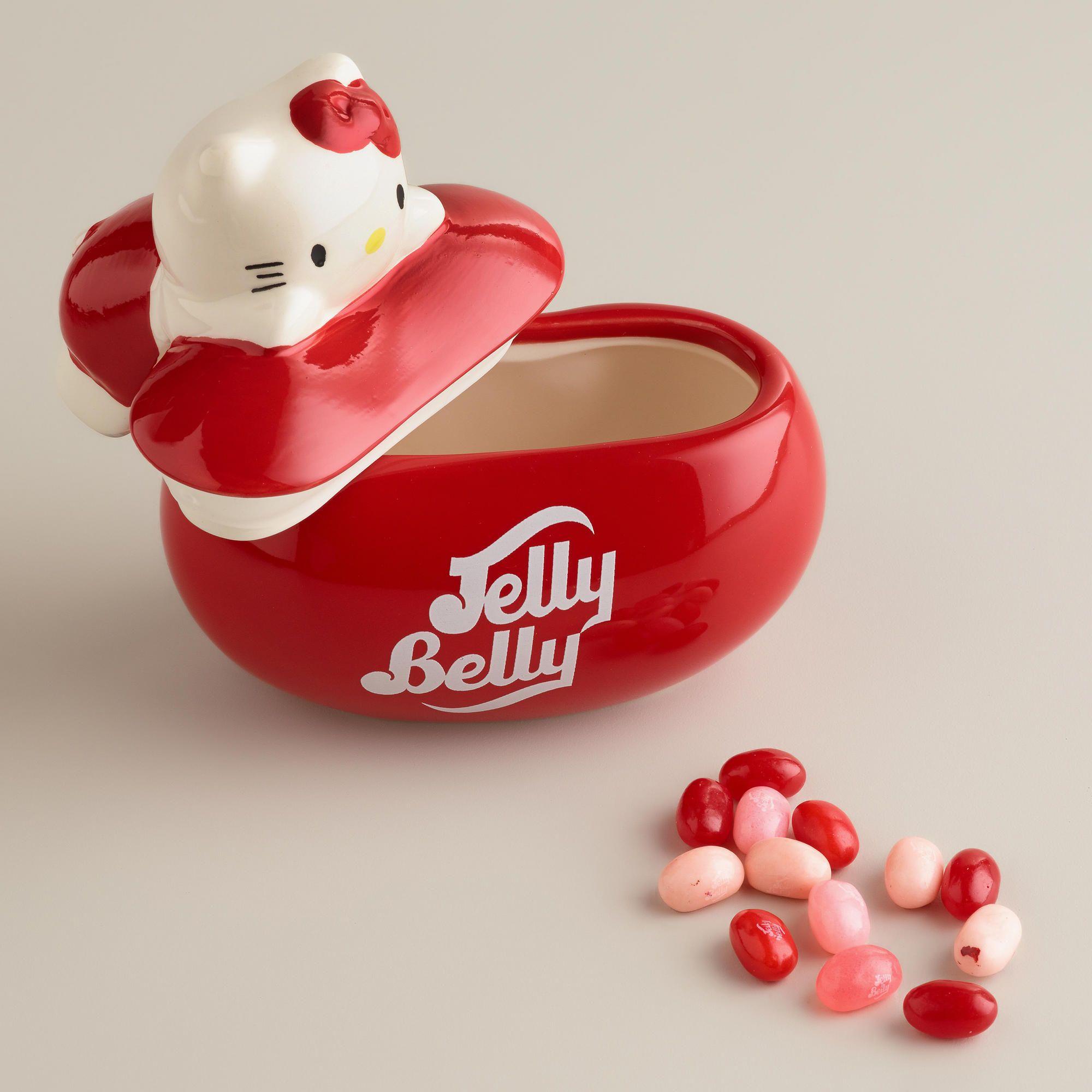 Jelly Belly Hello Kitty Candy World Market Hello Kitty