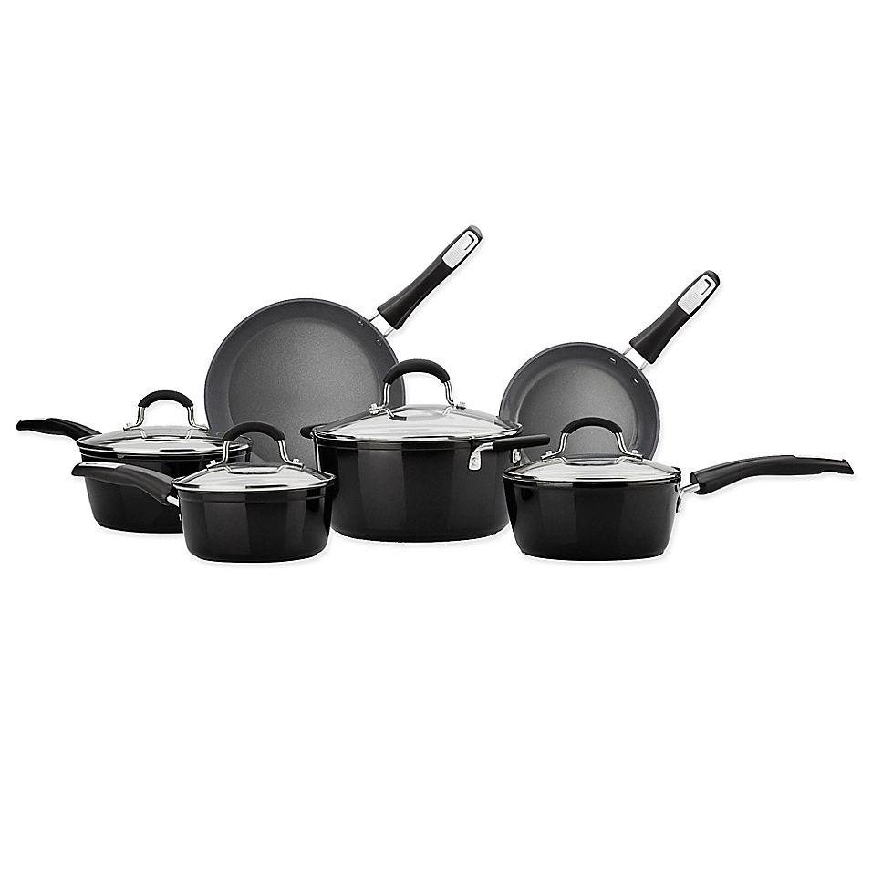 Bialetti 10 Piece Ceramic Cookware Set Induction Cookware Cookware Set Cookware