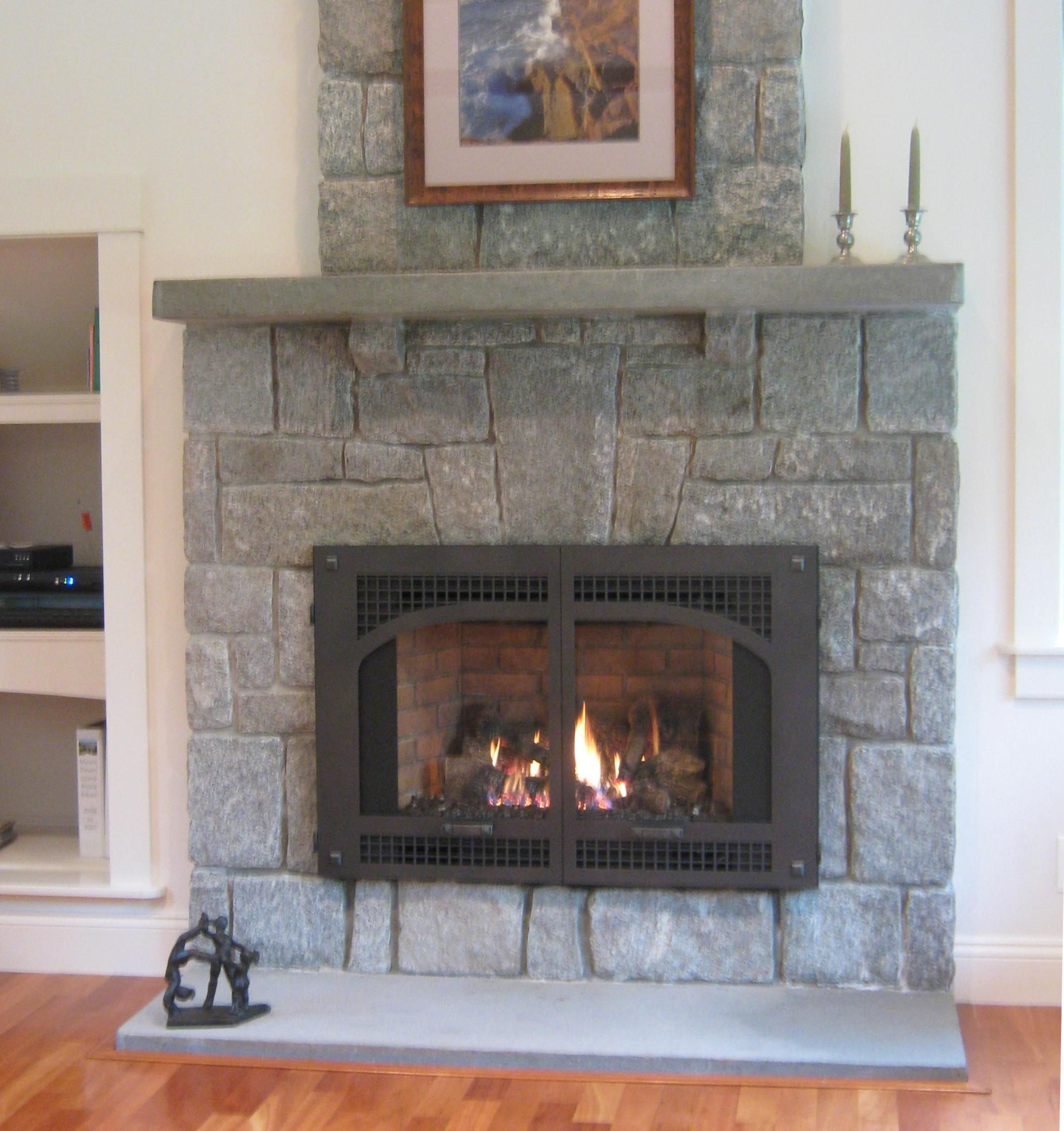 Us Stove 44 25 In 2000 Sq Ft Multi Fuel Fireplace Insert