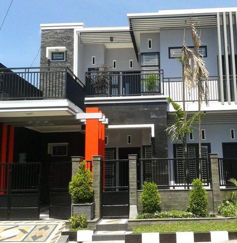 50 model desain rumah minimalis 2 lantai - memiliki sebuah