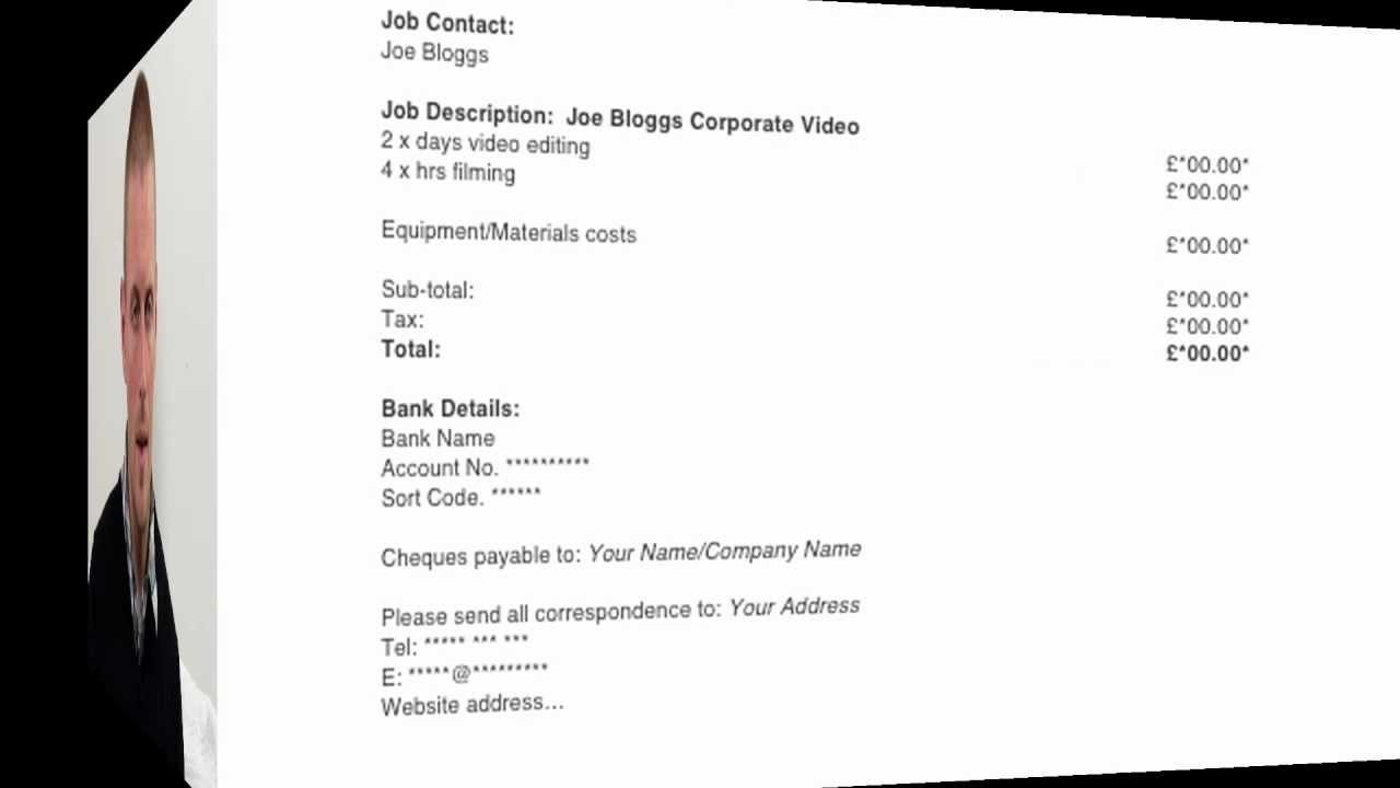 Videography Invoice Template What S So Trendy About Videography Invoice Template That Eve Invoice Template Freelance Invoice Template Contract Template