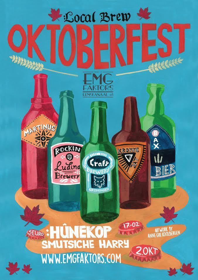 Oktoberfest EMG Faktors Groningen
