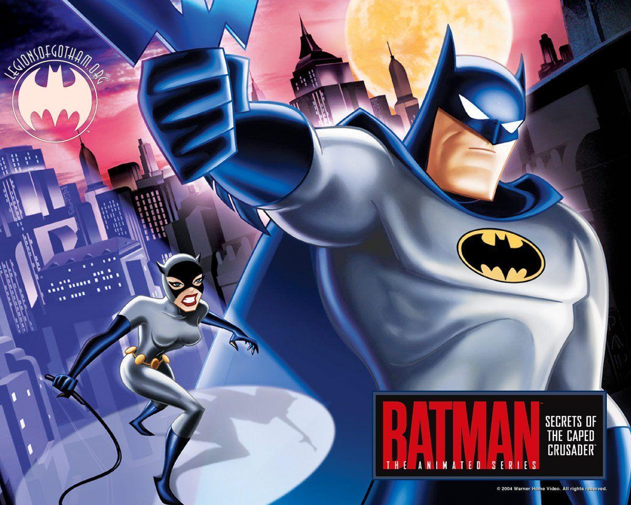 Batman Superman Cartoon Batman poster, Batman vs