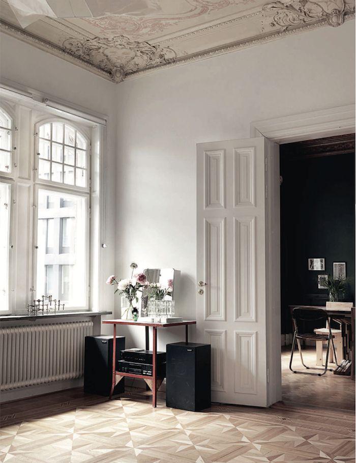 Floor Door Ceiling Wohnen Wohnung Altbauwohnung