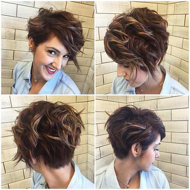 Short And Long Pixie Cuts That We Love For 2018 2019 Pixie Short