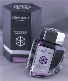 Caran d'Ache Ultra Violet (50ml Bottle)
