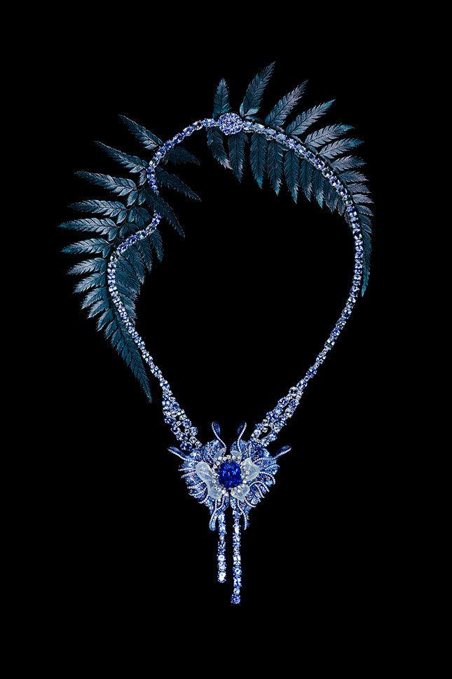 Новая марка: драгоценности Feng.J | Дизайнерские ювелирные ...